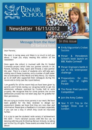 Download - Penair School