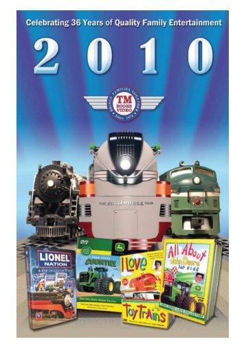 tm books video label 2010 aud catalogue pt1 - Train DVD