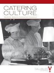 fooddesign vom feinsten. - Gallbauer Catering Salzburg