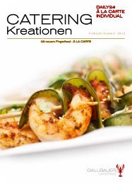 Download (PDF | 1.4 MB) - Gallbauer Catering Salzburg