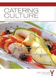 GZ - Gallbauer Catering Salzburg