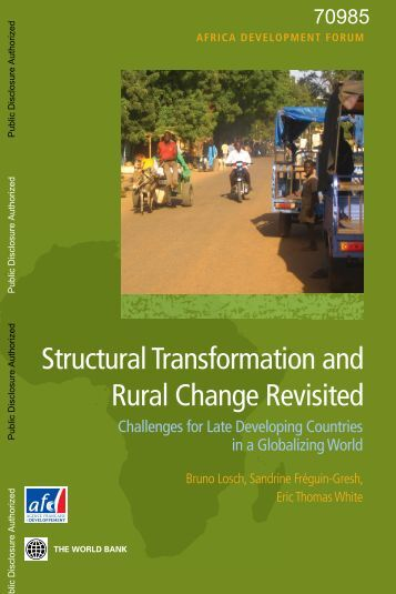 World Bank Document - La recherche