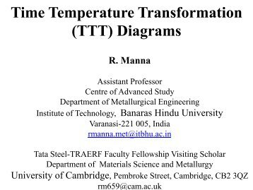 Conversion of ttt to time temperature transformation ttt diagrams department of ccuart Gallery