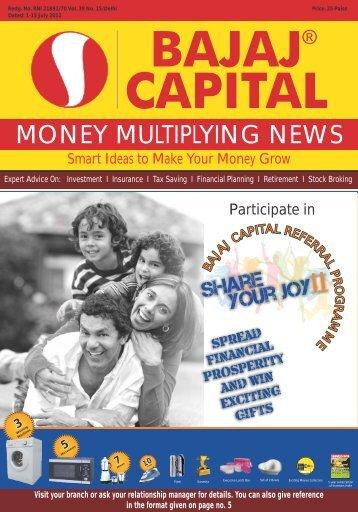 3 1-15 July 2012 - Bajaj Capital