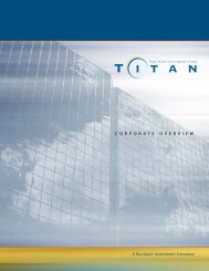 corporateoverview - Titan Real Estate Investment Group