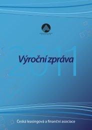 Výroční zpráva ČLFA 2011