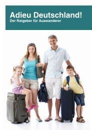 Adieu Deutschland! - Auslandstreff.de