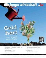 Ausgabe vom Dezember 2011 - Junge Wirtschaft Österreich