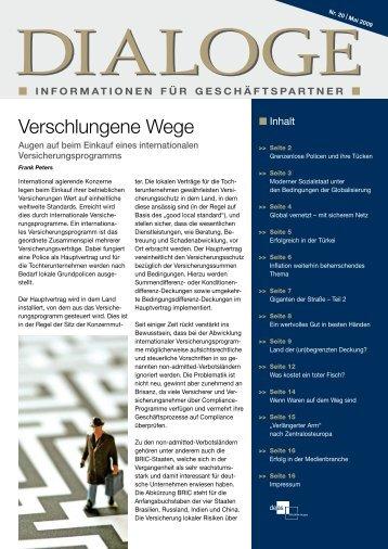 informationen für geschäftspartner - deas.de