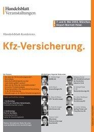 Kfz-Versicherung.