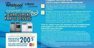 200 $** 200 $** - Sears Canada