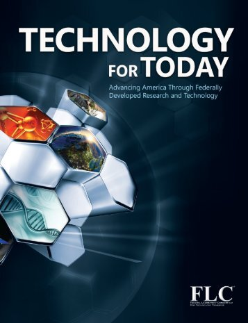 download the .PDF version - Federal Laboratory Consortium for ...