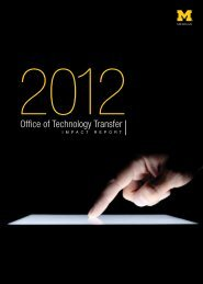 Download 2012 Annual Report - Office of Technology Transfer ...