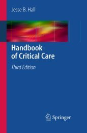 Chapter 1 An approach to critical care