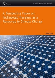 A Perspective Paper on Technology Transfers as a Response to ...
