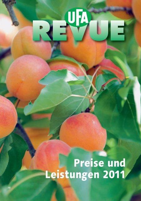 Download UFA-Revue Preise und Leistungen 2011 (pdf - Landi