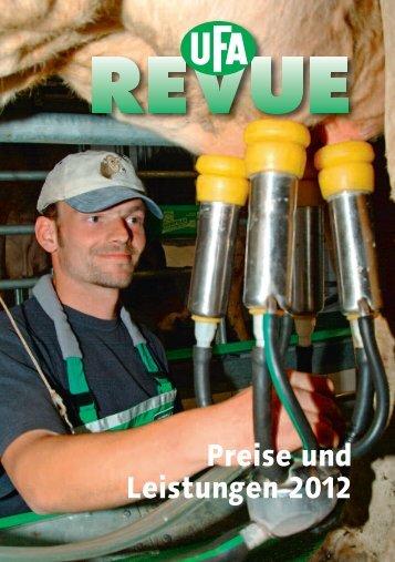 Download UFA-Revue Preise und Leistungen 2012 (pdf - Landi