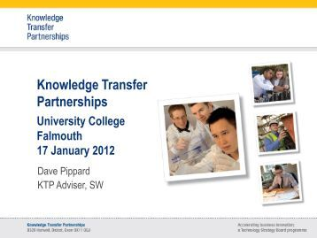 Knowledge Transfer Partnerships - the Academy for Innovation ...