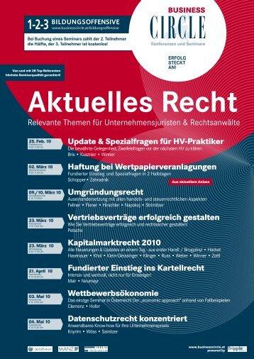 Umgründungsrecht - Fellner Wratzfeld & Partner Rechtsanwälte Gmbh