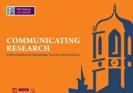 Knowledge Transfer Opportunities - National University of Ireland ...
