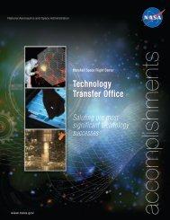 Technology Transfer Office - NASAsolutions