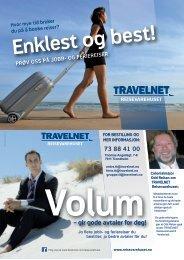 volum – gir gode avtaler for deg! - TRAVELNET Reisevarehuset
