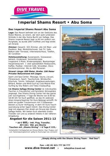 Imperial Shams Resort • Abu Soma