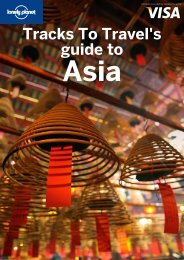 Tracks To Travel's Guide To Asia