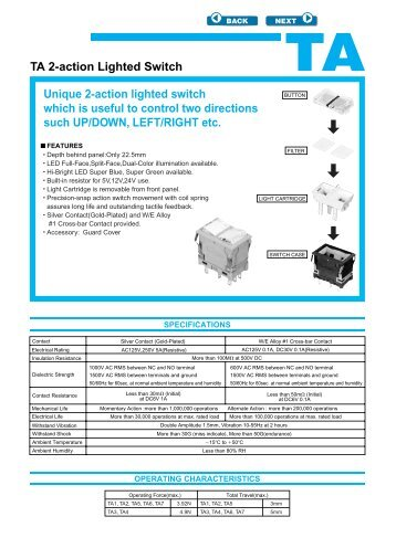 TA - RJS Electronics Ltd