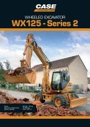 WX125 - Series 2 - Case Construction