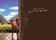 Erlebnis-Sommer 2012 - Hotel Gaspingerhof