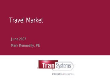 Travel Market - Town of Chapel Hill