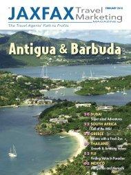 GO...UP & AWAY - JAXFAX Travel Marketing Magazine