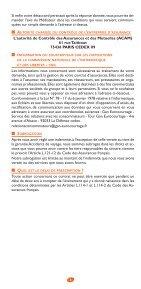 Tableau des montants de garanties - OVH.net - Page 6