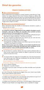 Tableau des montants de garanties - OVH.net - Page 7