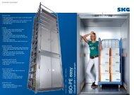 passenger lift ISO-PE easy