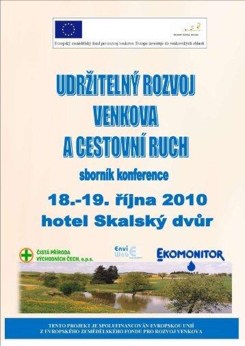 sborník konference - Čistá příroda