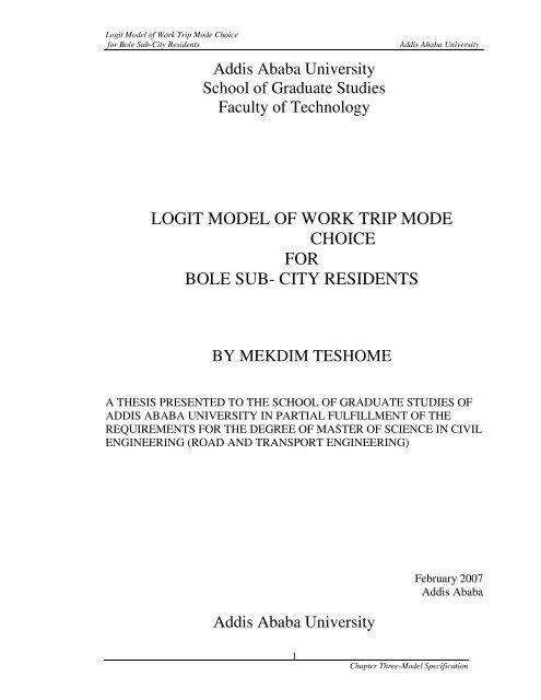 MEKDIM TESHOME pdf - Addis Ababa University