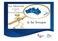 Presentation Atout France Australie - Office du tourisme et des congrès