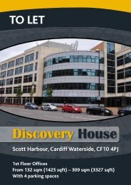 car parking - Huw Thomas Commercial Property Consultancy