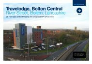 Travelodge, Bolton Central River Street, Bolton ... - Christopher Dee...