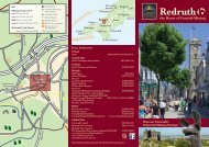 Discover Cornwall's Industrial Mining Heritage - Visit Redruth