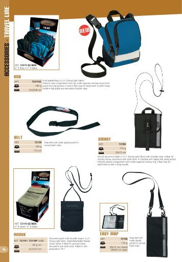 ACCESSORIes - TRavel line - Ferrino.com.tr