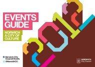EVENTS GUIDE - Norwich City Council