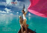 ONLINE MEDIA PACK - TravelPlus