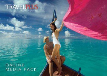 ONLINE MEDIA PACK - TravelPlus