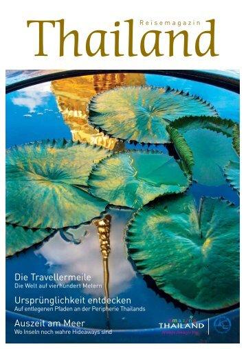 Thailand Reisemagazin 2012