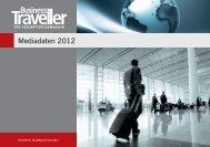 Mediadaten 2012 - Business Traveller das Geschäftsreisemagazin