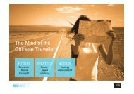 Kairos Future – The Mind of the Chinese Traveller.pptx