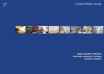 Control Risks Group - riskcontrol.li